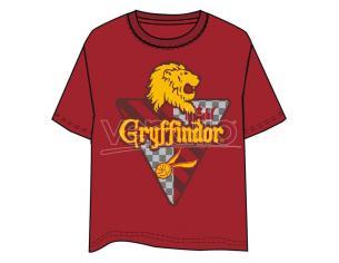 Harry Potter Grifondoro Adulto T-shirt Warner Bros.