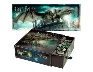 Harry Potter Gringotts Bank Escape Puzzle 1000 Pezzi Noble Collection