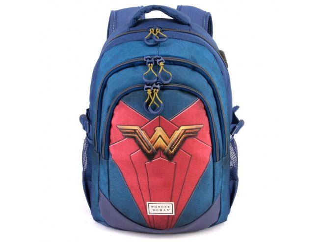 Dc Comics Wonder Woman Zaino 44cm Karactermania