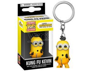 Pocket Pop Portachiavi Minions 2 Kung Fu Kevin Funko