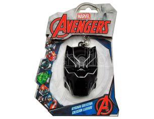 Marvel Black Panther 3d Portachiavi Bambino Licensing