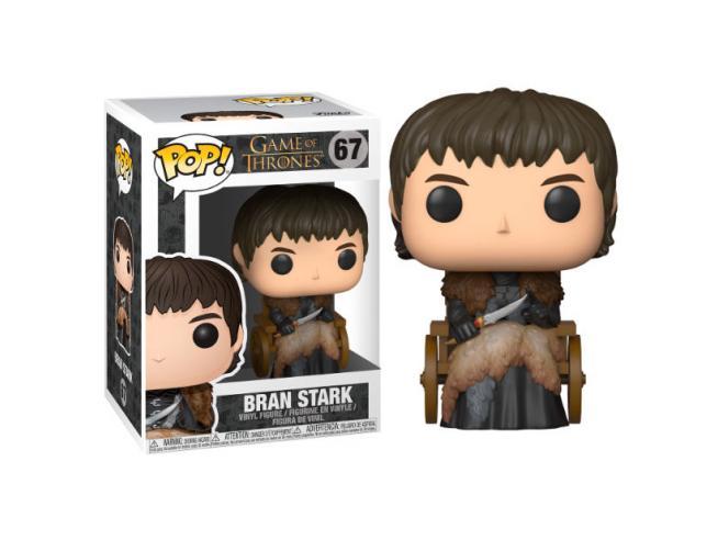 Pop Figura Il Trono Di Spade Bran Stark Funko