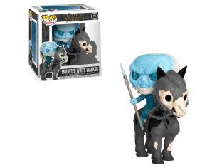 Pop Figura Game Of Thrones White Walker On Horse Funko