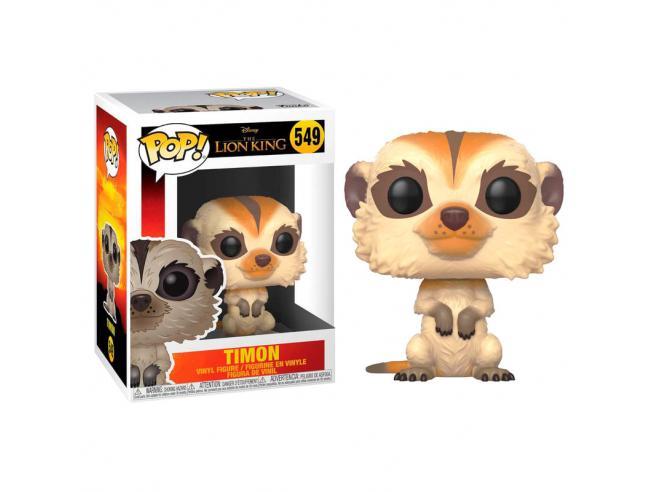 Pop Figura Disney Il Re Leone Timon Funko