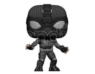 Pop Figura Marvel Spiderman Far From Home Spiderman Stealth Suit Funko