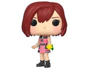 Pop Figura Disney Kingdom Hearts 3 Kairi Con Hood Funko
