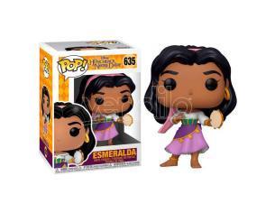 Disney Il Gobbo di Notre Dame Funko Pop Film Vinile Figura Esmeralda 9 cm
