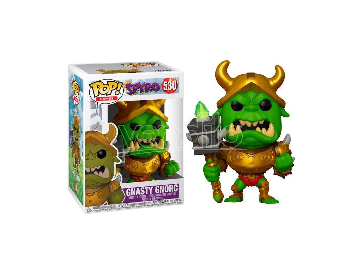Pop Figura Spyro Gnasty Gnorc Funko