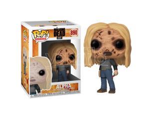 Pop Figura Walking Dead Alpha Con Mask Funko