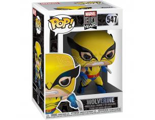Pop Figura Marvel 80th First Appearance Wolverine Funko