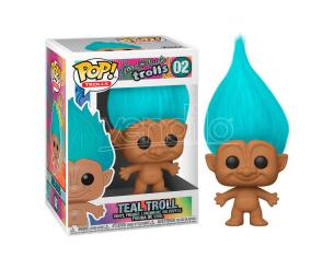 Pop Figura Trolls Teal Troll Funko