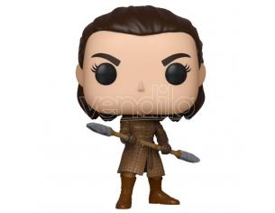 Pop Figura Game Of Thrones Arya Con Two Headed Spear Funko