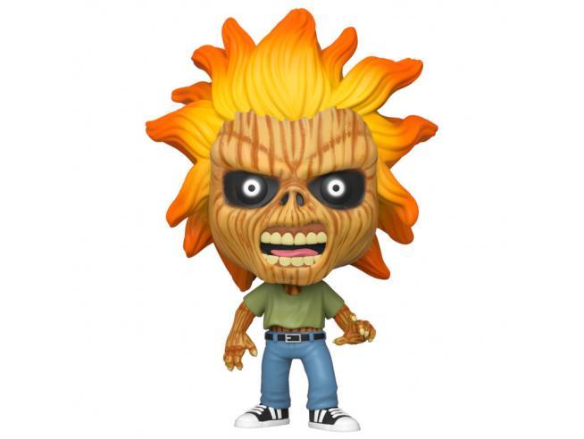 Pop Figura Iron Maiden Skeleton Eddie Funko