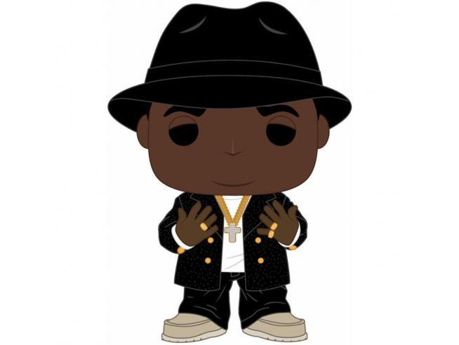 The Notorious B.I.G. Funko Pop Vinile Figura Biggie Notorious 9 cm