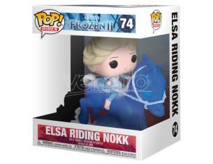 Pop Figura Disney Frozen 2 Elsa Riding Nokk Funko