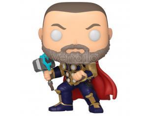 Marvel Avengers Funko Pop Vinile Figura Thor Fumetto Stark Tuta Tecnica 9 cm