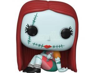 Disney Nightmare before Christmas Funko POP Figura Sally Sewing 9 cm