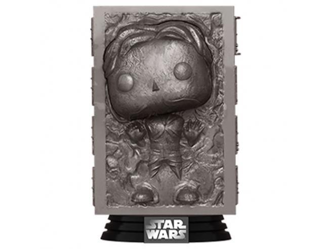 Star Wars Funko Pop Film Vinile Figura Han In Carbonite 9 cm