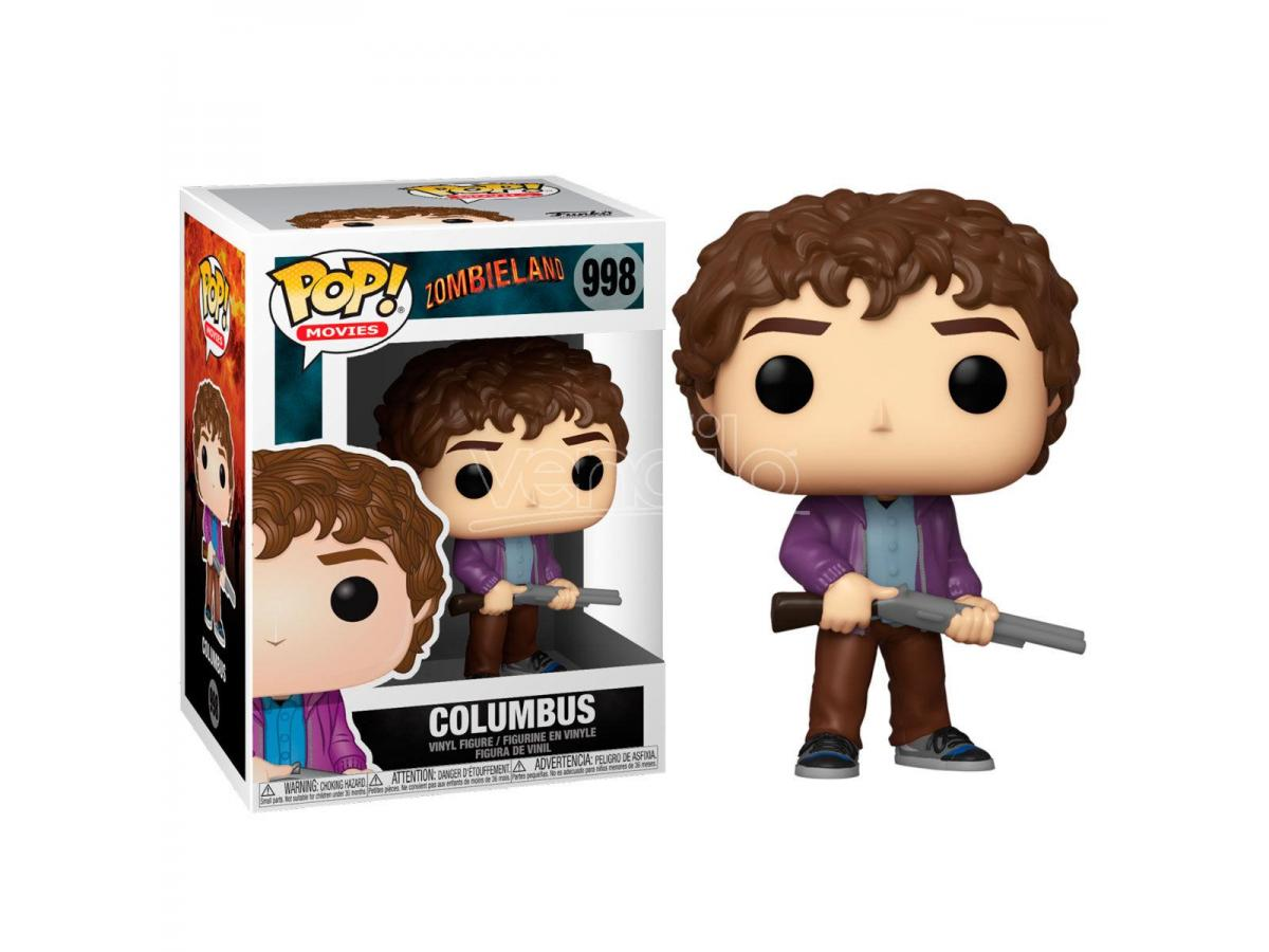 Pop Figura Zombieland Columbus Funko