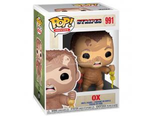 Pop Figura Stripes Ox Mudwrestling Funko