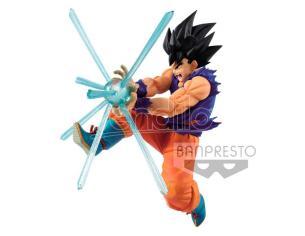 Dragon Ball Z Son Goku Gx Materia Figura Banpresto
