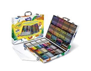 Crayola Arcobaleno Inspiration Case 140 Pezzi Crayola
