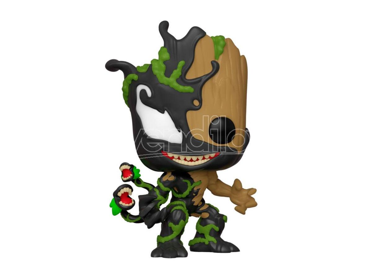 Pop Figura Marvel Max Venom Groot Funko