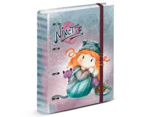 Ninette Forever A4 Raccoglitore Con Fogli Karactermania
