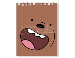 We Bare Bears Brown Bear Agenda Karactermania