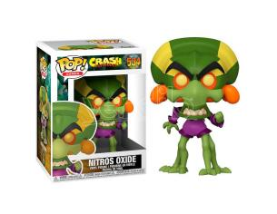 Pop Figura Crash Bandicoot Nitros Oxide Funko