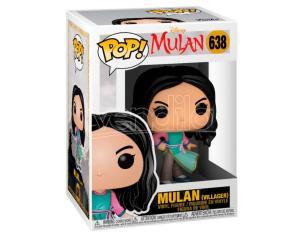 Disney Mulan Pop Figura Mulan Abitante del Villaggio Funko