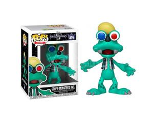 Pop Figura Disney Kingdom Hearts 3 Goofy Monsters Inc. Funko