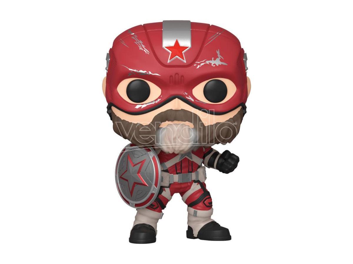 Pop Figura Marvel Black Widow Red Guardian Funko