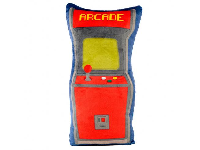 Game Over Arcade Game Shaped Peluche Cuscino