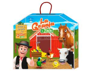 The Zenon Farm Play E Learn Activities Bandai