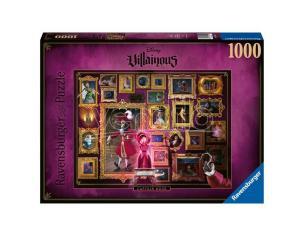 Disney Villains Captain James Hook Puzzle 1000 Pezzi Ravensburger