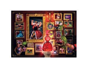 Disney Villains Queen Of Hearts Puzzle 1000 Pezzi Ravensburger