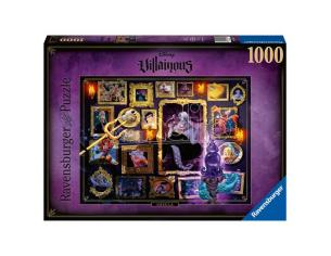 Disney Villains Ursula Puzzle 1000 Pezzi Ravensburger