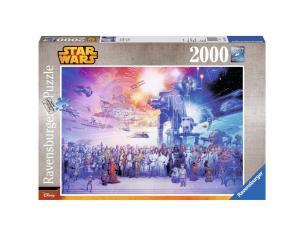 Star Wars Puzzle 2000 Pezzi Ravensburger