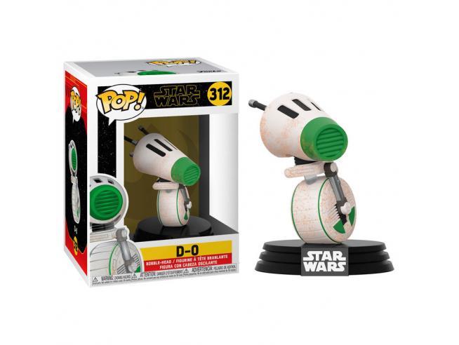 Pop Figura Star Wars Rise Of Skywalker D-o Funko