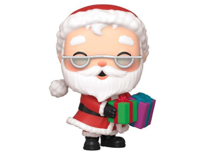 Peppermint Lane Funko POP Natale Vinile Figura Santa Claus 9 cm