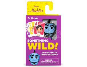 Something Wild Carte Gioco Disney Aladdin French / English Funko