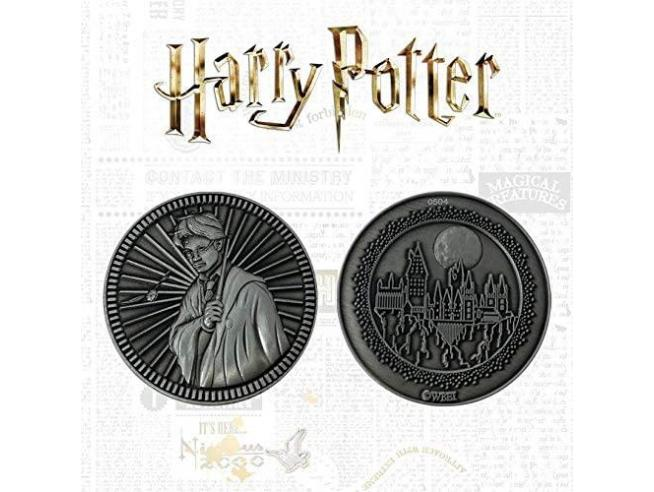 Harry Potter Moneta da Collezione di Harry Edizione Limitata FaNaTtik