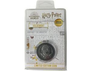 Harry Potter Moneta da Collezione di Voldemort Edizione Limitata FaNaTtik