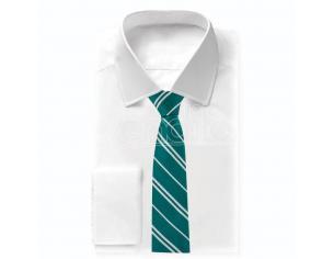 Harry Potter Serpeverde Intrecciata Logo Bambino Cravatta Cinereplicas