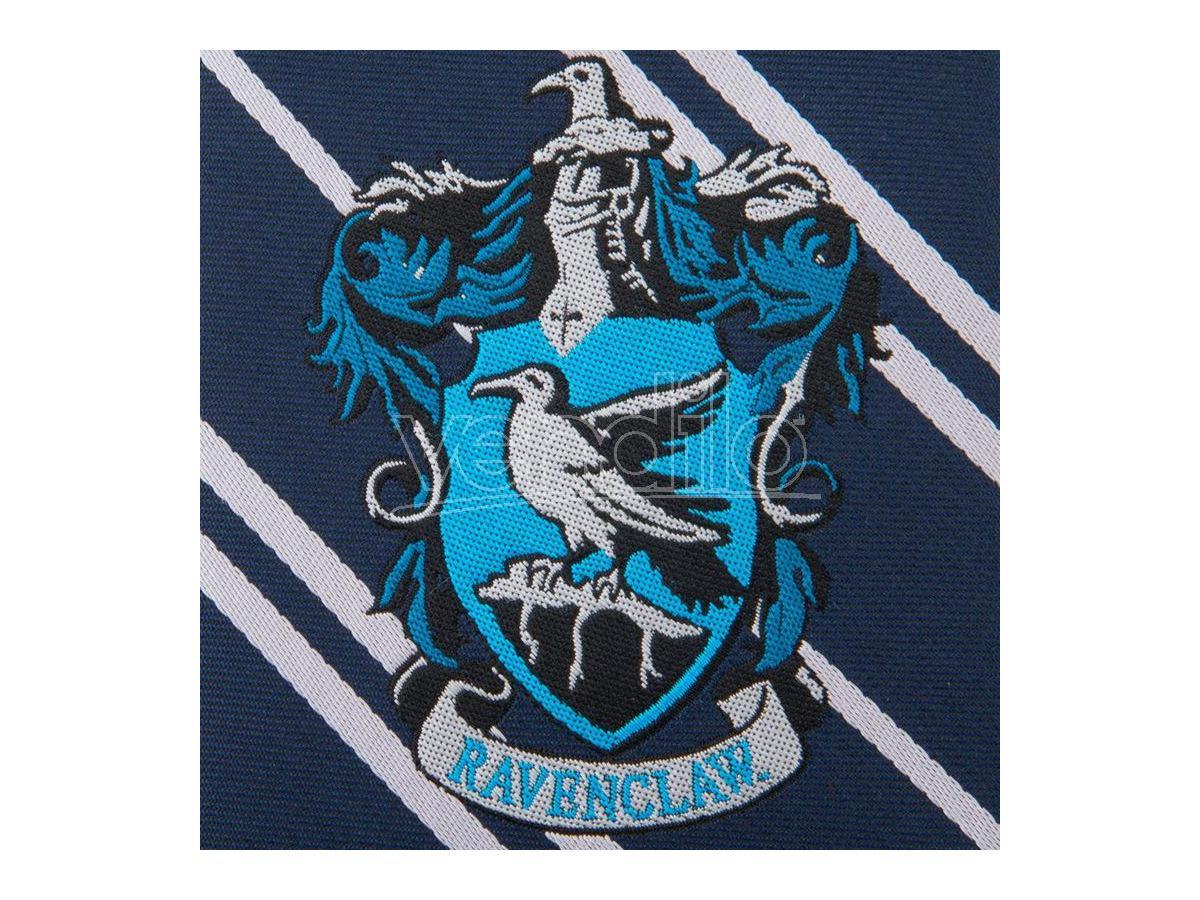 Harry Potter Corvonero Intrecciata Logo Bambino Cravatta Cinereplicas