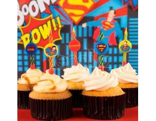 DC Comics Superman pack 10 candies Cinereplicas