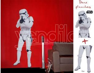 Star Wars - Adesivi - Scale 1 - Storm Trooper (blister)