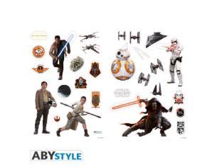 "Star Wars - Adesivi - 100x70cm - ""the Force Awakens"" (blister)"
