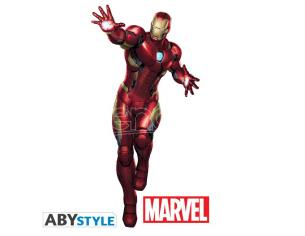 Marvel - Adesivi - Scale 1 - Iron Man (blister)
